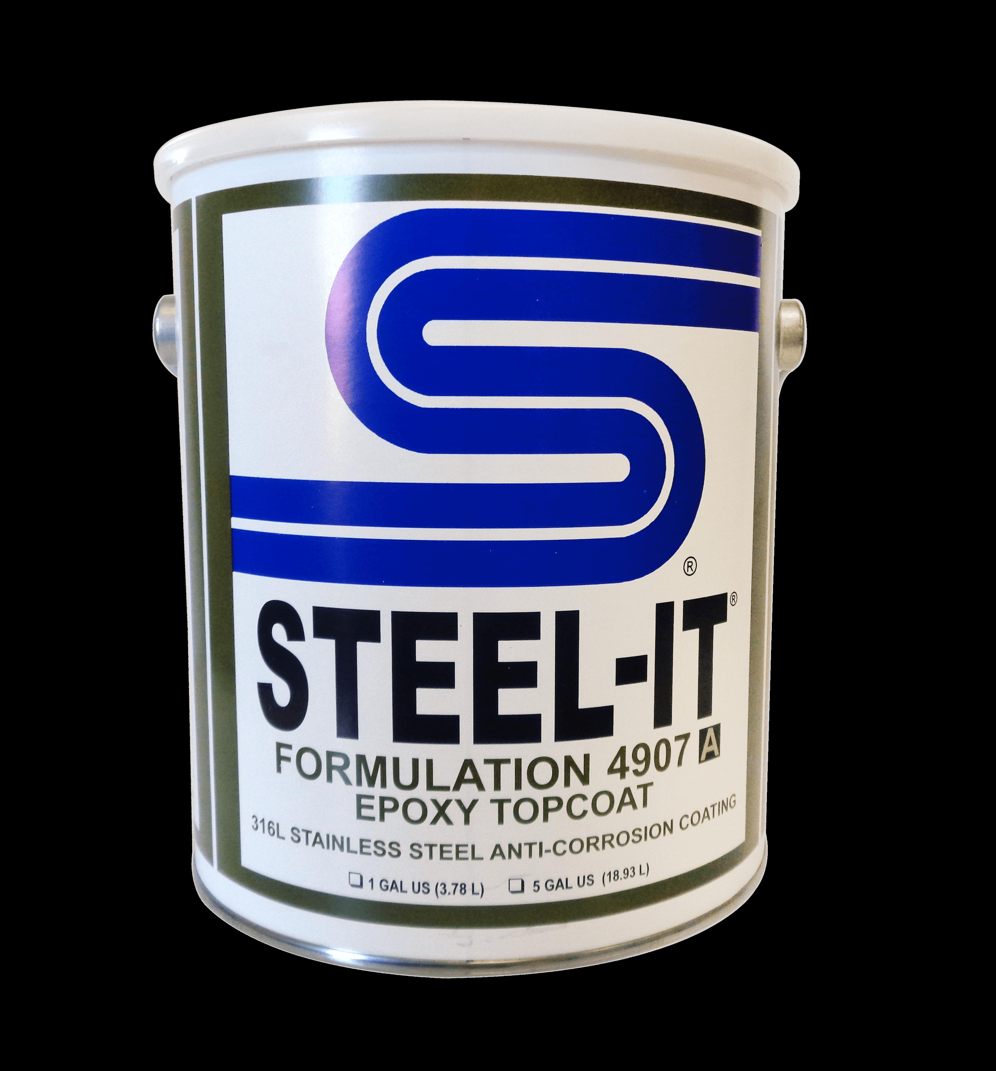 Epoxy System | Steel IT